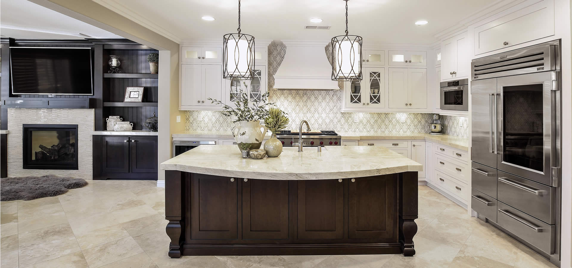 Best kitchen countertop showroom in Lake Forest