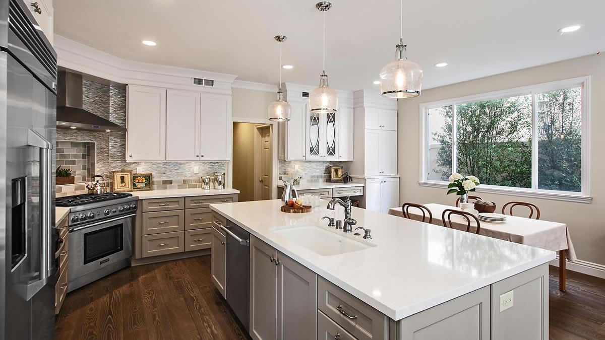 Newport Coast Kitchen - Kitchens
