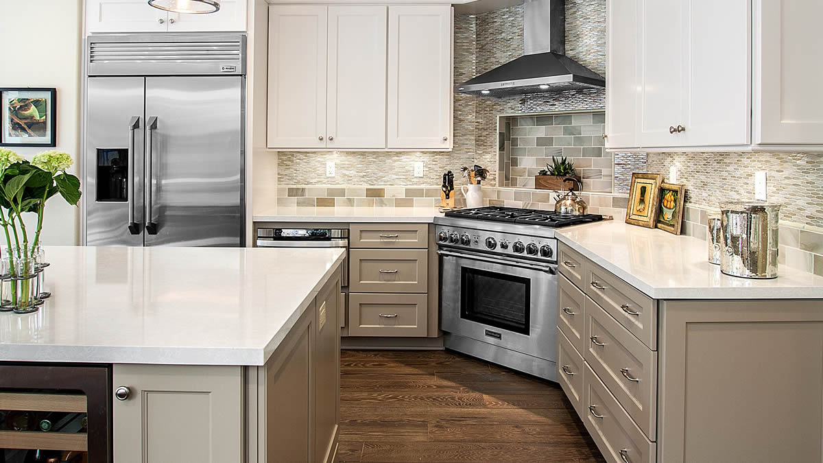 Kitchen and bath remodeling by Preferred Kitchen and Bath in New Port