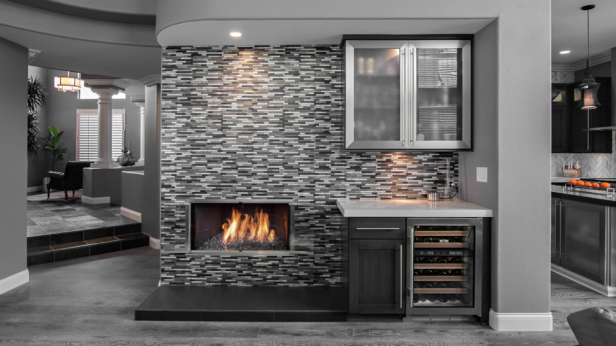 Modern Kitchen Design in Mission Viejo by Preferred Kitchen and Bath