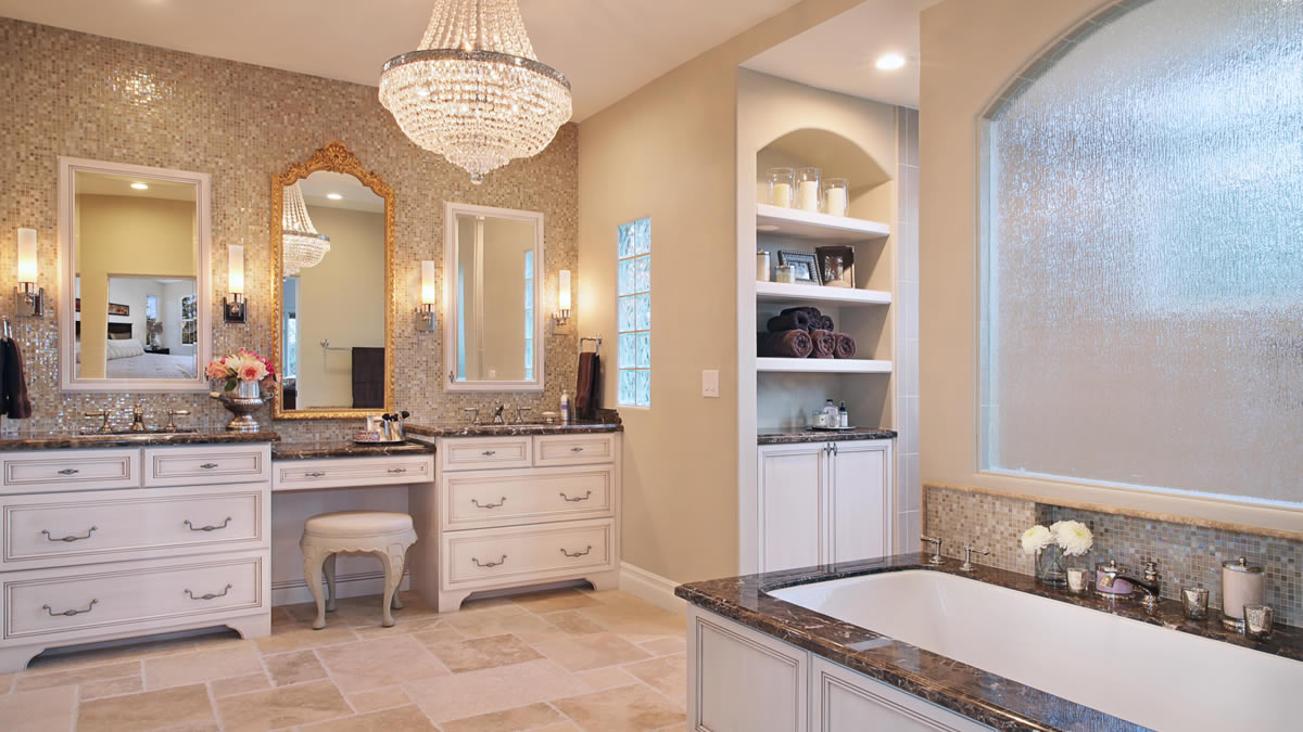 Bath remodeling in Orange County