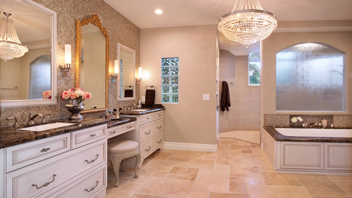 Bath remodeling Orange County