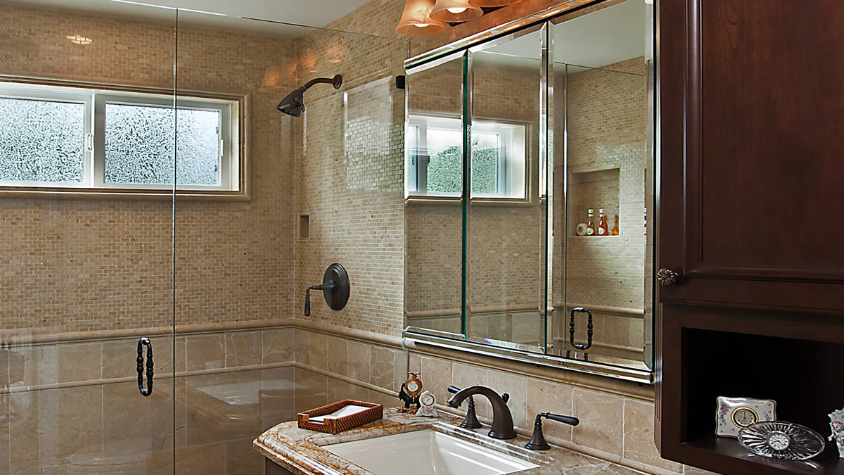 Bath remodeling in Laguna Beach by Preferred Kitchen and Bath
