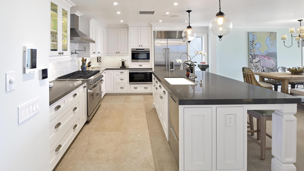 Kitchen countertops in Dana Point by Preferred Kitchen and Bath