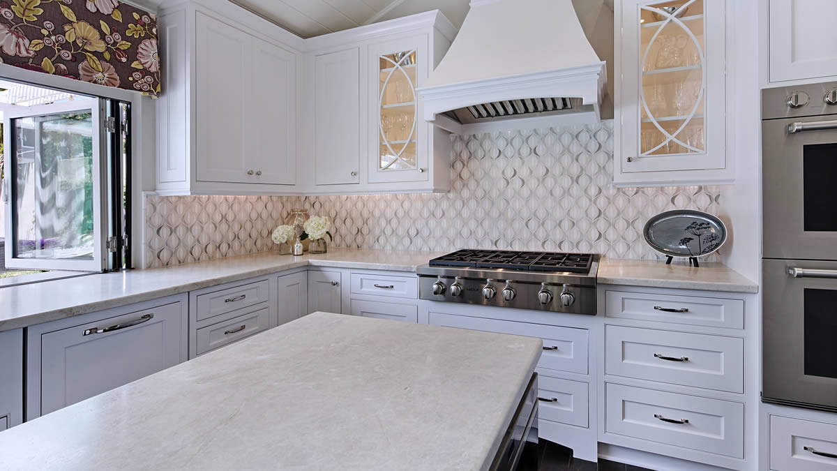 Kitchen countertops in Costa Mesa by Preferred Kitchen and Bath