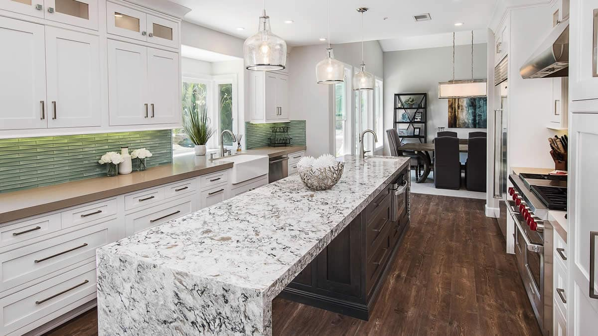 Kitchen renovation in Mission Viejo by Preferred Kitchen and Bath