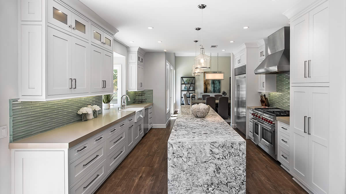Kitchen remodeling in Mission Viejo by Preferred Kitchen and Bath