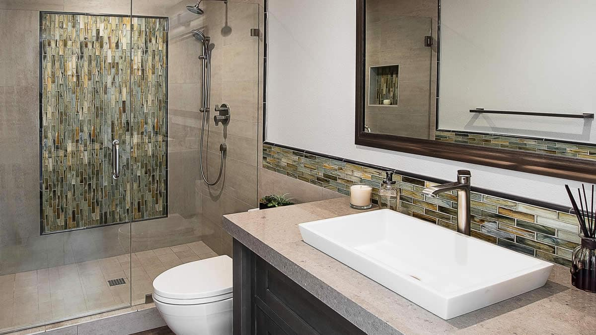 Bath remodel in Capo by Preferred Kitchen and Bath