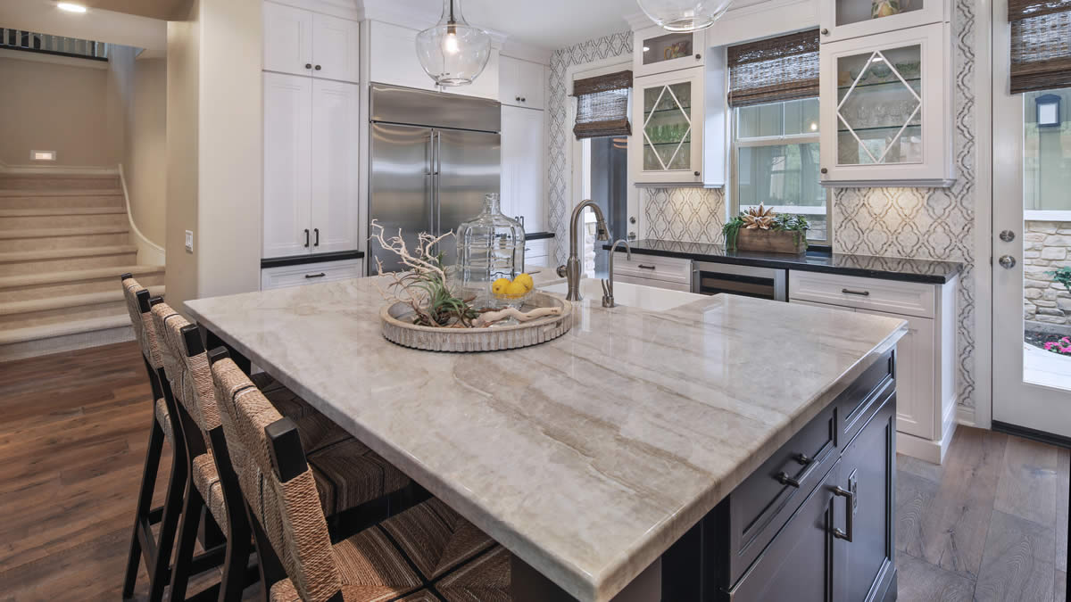 Kitchen remodeling in Orange County by Preferred kitchen and bath