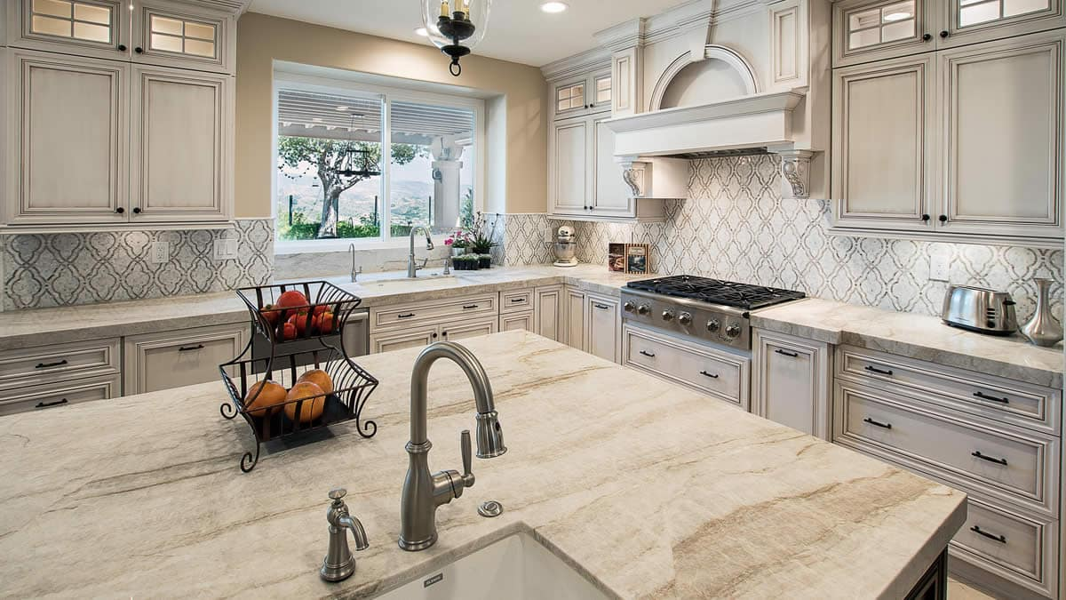 Best kitchen cabinets in lake Forest by Preferred Kitchen and Bath