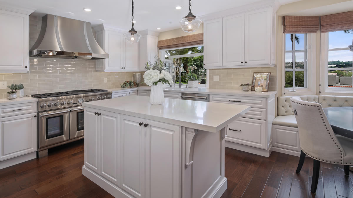 Kitchen renovation in Laguna Niguel by Preferred kitchen and bath