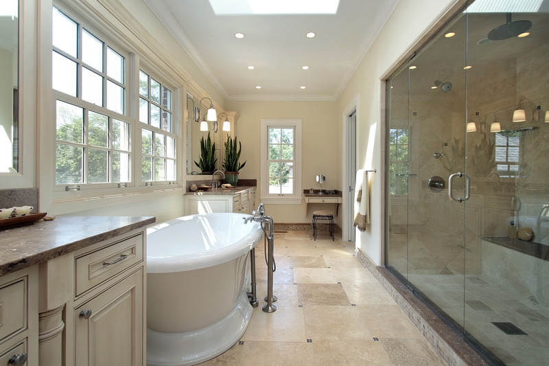 senior friendly bathroom design orange county ca
