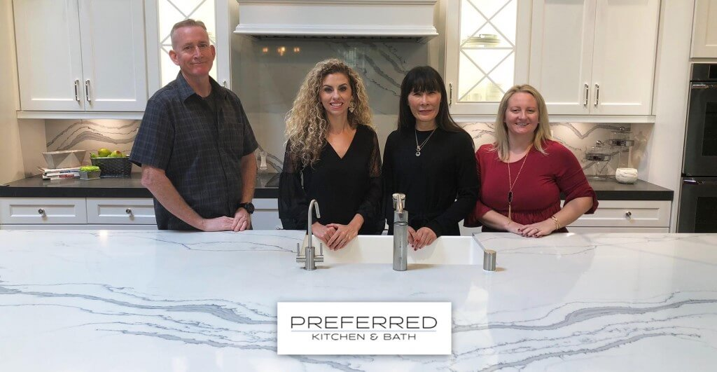 Preferred Kitchen and Bath Designers in Lake Forest Showroom