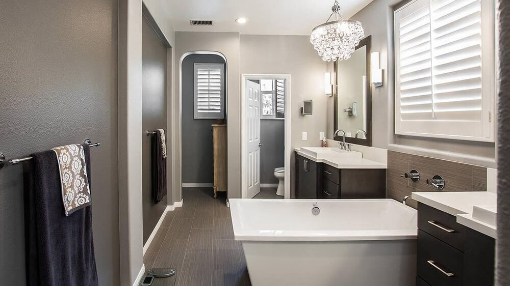 Modrn Bath Remodeling by Preferred Kitchen and Bath