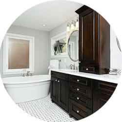 full bathroom remodel Lake Forest
