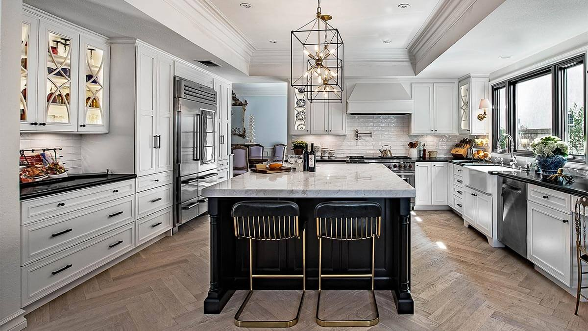 Mission Viejo Kitchen - Preferred Kitchen and Bath