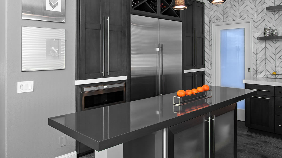 kitchen cabinet in Orange County